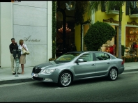 Skoda Superb 2009 - Photo…