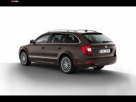 Skoda Superb Combi Laurin…