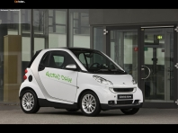 Smart Fortwo Electric Drive 2010