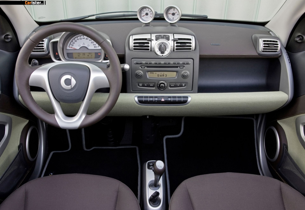 Smart Fortwo Limited Three 2009 - Photo 09 - 1024x680