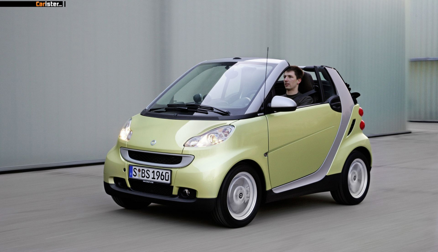 Smart Fortwo Limited Three 2009 - Photo 10 - Taille: 1440x828