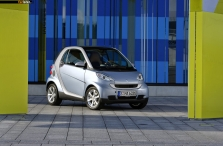 Smart Fortwo Limited Two 2008