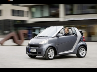 Smart Fortwo Pearl Grey 2011