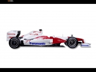Toyota F1 TF109 2009 - Ph…