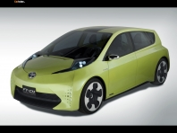 Toyota FT-CH Concept 2010…