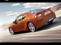 Toyota GT 86 2012 - Photo…