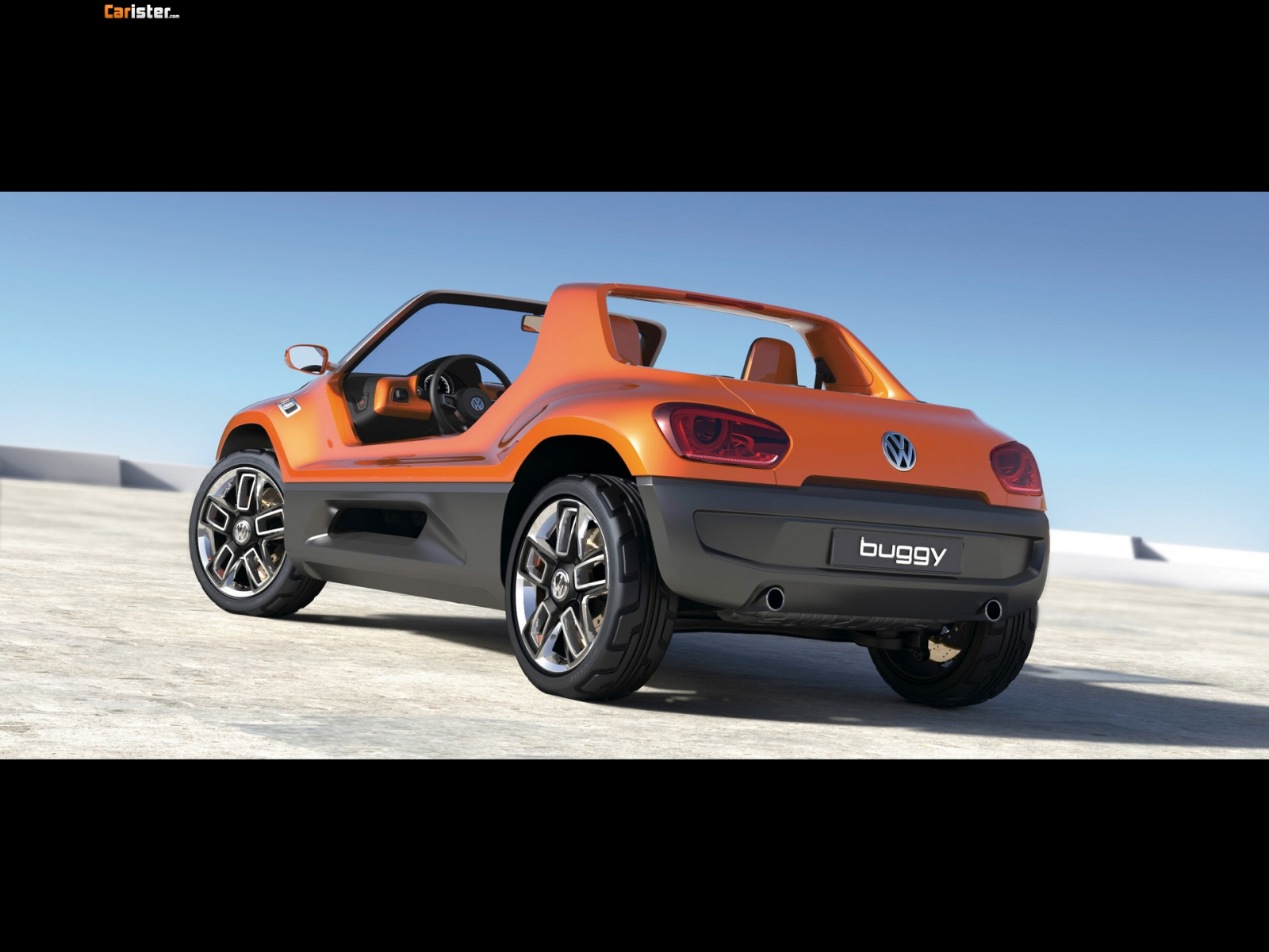 Volkswagen Buggy Up Concept 2011 - Photo 07 - Taille: 1600x1200