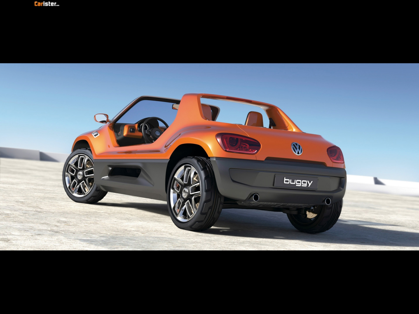 Volkswagen Buggy Up Concept 2011 - Photo 07 - Taille: 1440x1080