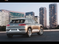 Volkswagen Cross Coupe Co…