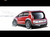 Volkswagen Cross Up Concept 2011