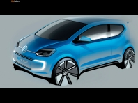 Volkswagen e-Up Concept 2…