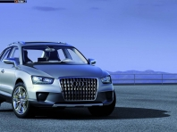Audi Cross Coupe Quattro …