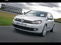 Volkswagen Golf TwinDrive 2010
