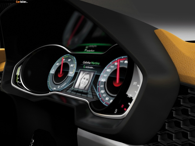 Audi Crosslane Coupe Concept 2012 - Photo 37 - Taille: 640x480