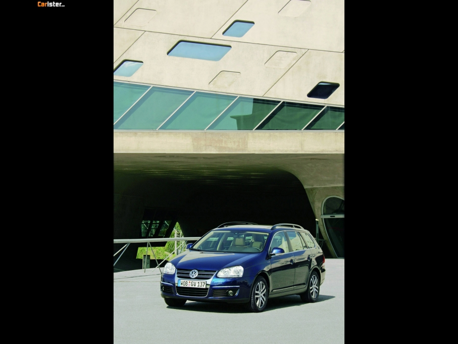 Volkswagen Golf Variant 2007 - Photo 83 - 1024x680