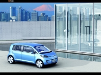 Volkswagen Space Up Concept 2007