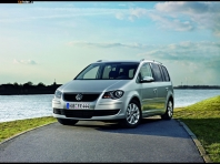 Volkswagen Touran Freestyle 2009