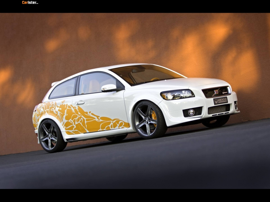 Heico Volvo C30 Concept 2007 - Photo 09 - 1024x680