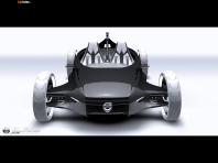 Volvo Air Motion Canyon Carver Concept 2010
