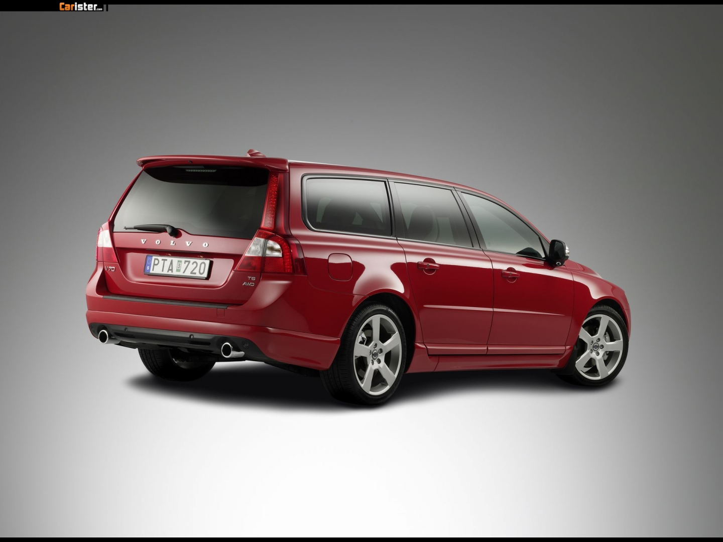 Volvo V70 R-Design 2008 - Photo 02 - Taille: 1440x1080