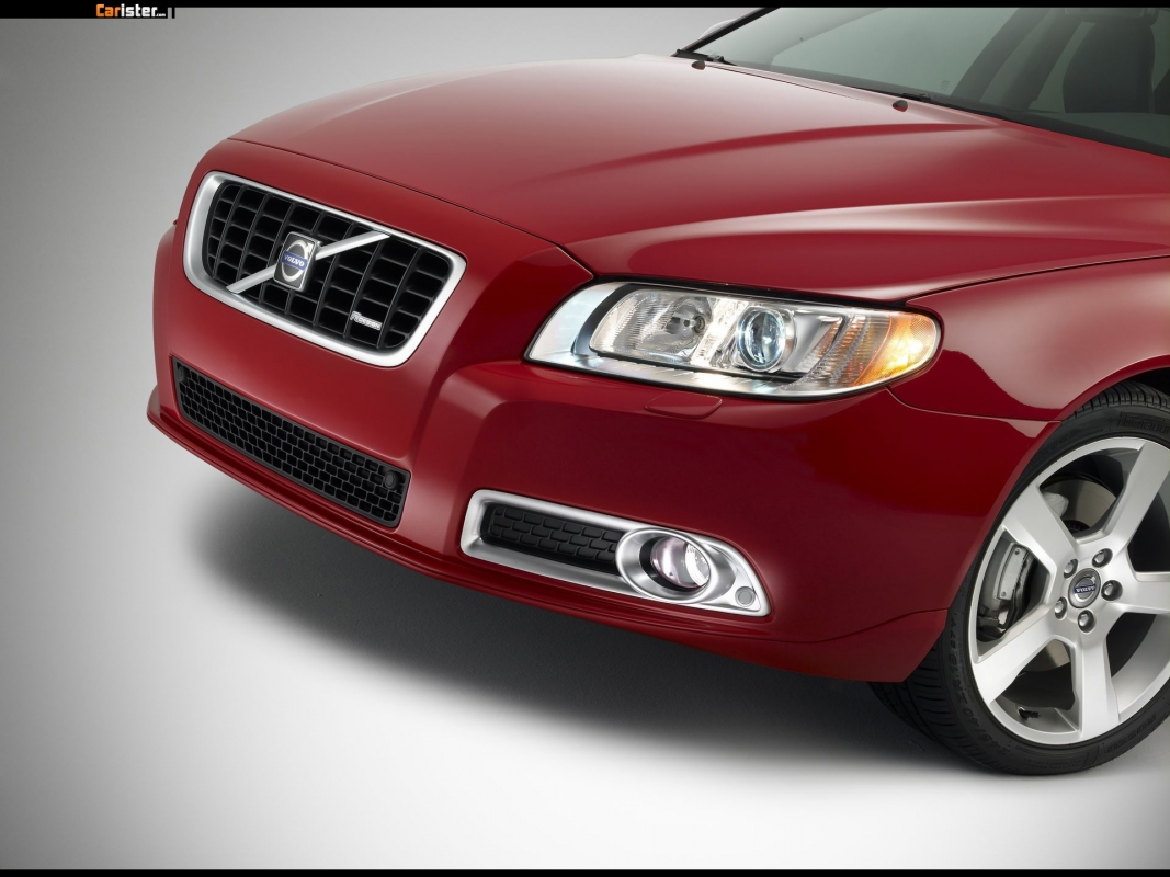Volvo V70 R-Design 2008 - Photo 03 - Taille: 1067x800