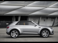 Audi Crosslane Coupe Conc…
