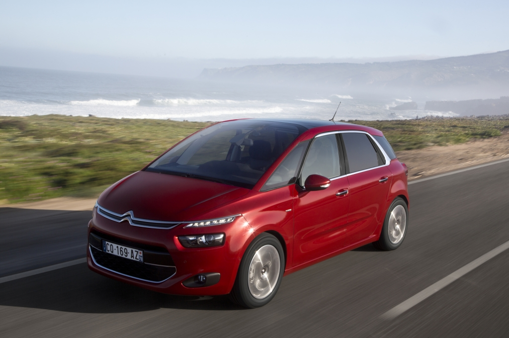 Citroen C4 Picasso 2014 - Photo 28 - 1024x680