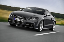 Audi TTS Coupe competitio…