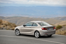 BMW Serie 2 Coupe 2014 - …