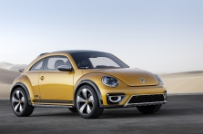 Volkswagen Beetle Dune Co…