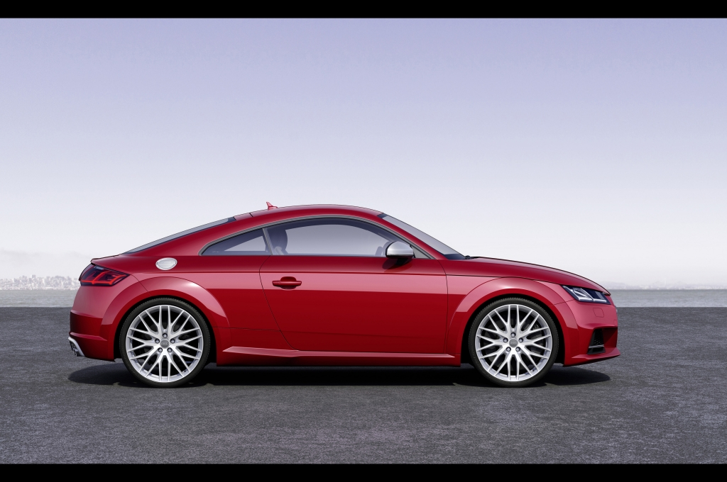 Audi TTS Coupe 2015 - Photo 04 - 1024x680