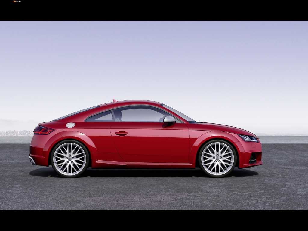 Audi TTS Coupe 2015 - Photo 04 - Taille: 1024x768