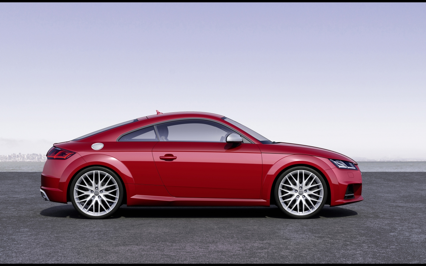 Audi TTS Coupe 2015 - Photo 04 - Taille: 1440x900