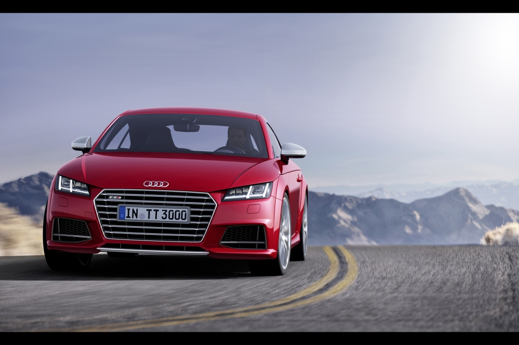 Audi TTS Coupe 2015 - Photo 08 - 1024x680