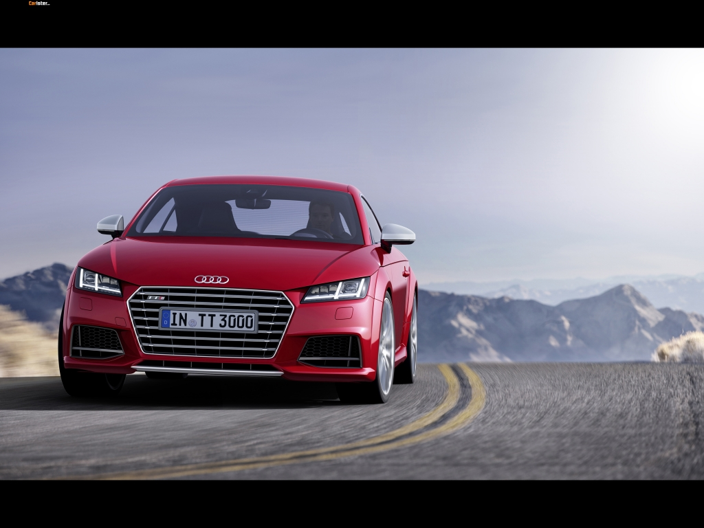 Audi TTS Coupe 2015 - Photo 08 - Taille: 1024x768