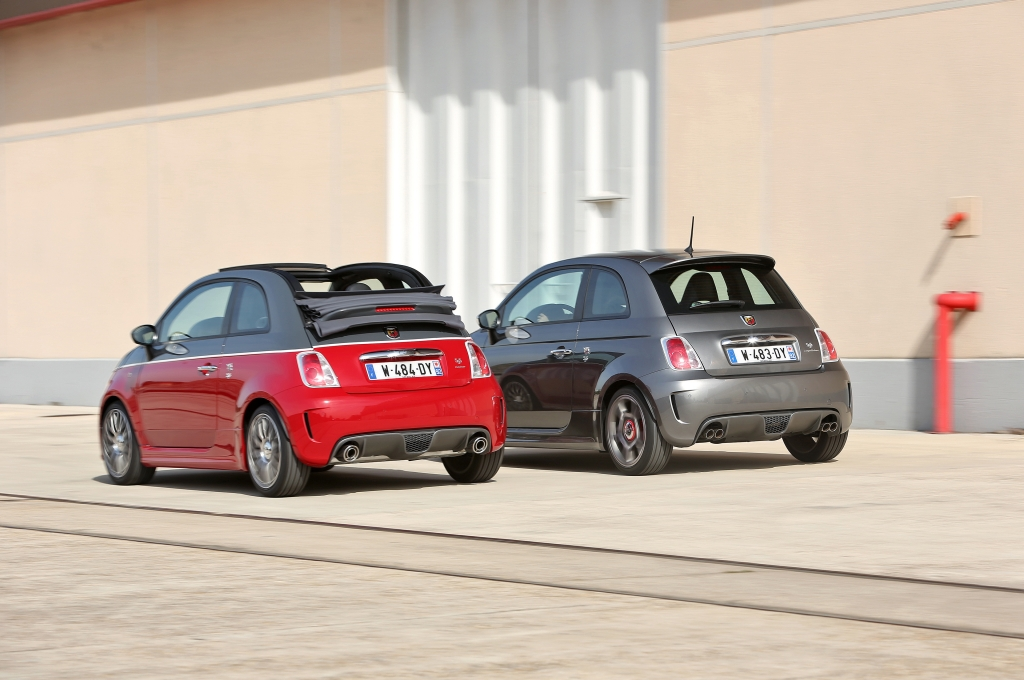 Fiat 595 Abarth Competizione 2014 - Photo 06 - 1024x680