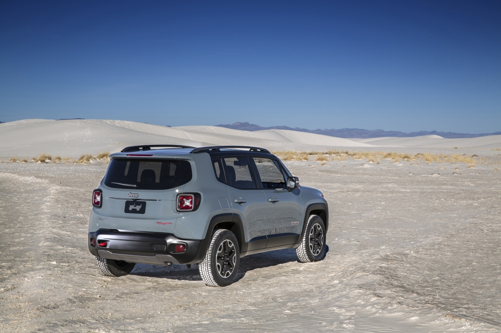 Jeep Renegade Trailhawk 2015 - Photo 07 - 1024x680