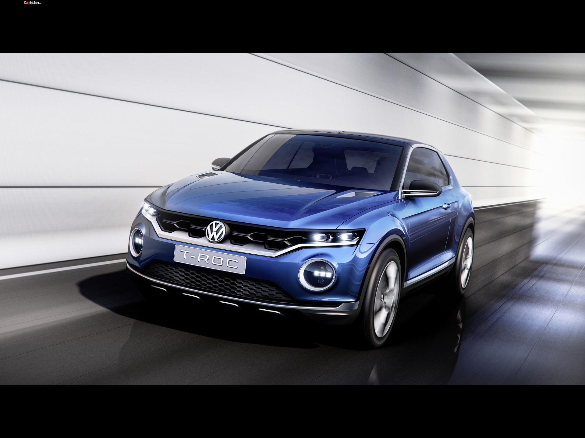 Volkswagen T-Roc Concept 2014 - Photo 01 - Taille: 1920x1440