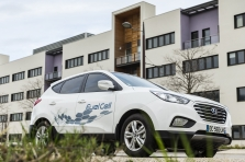 Hyundai ix35 Fuel Cell 20…