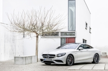 Mercedes S 63 AMG Coupe 2…