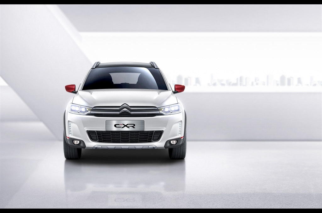 Citroen CX-R Concept 2014 - Photo 06 - 1024x680