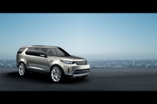 Land Rover Discovery Visi…
