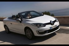 Renault Megane Coupe-Cabr…