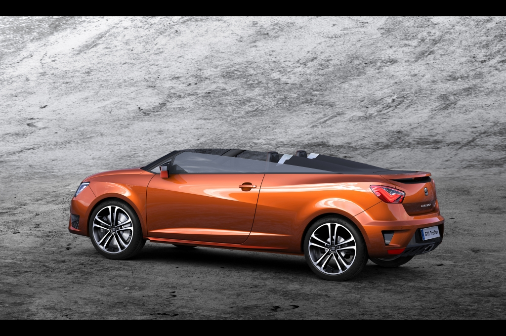 Seat Ibiza Cupster Concept 2014 - Photo 05 - 1024x680