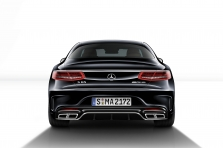 Mercedes S 65 AMG Coupe 2…