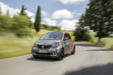 Smart Forfour 2015 - Phot…