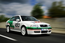 Skoda Octavia RS WRC Edit…