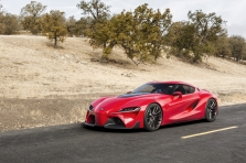 Toyota FT-1 Concept 2014 …