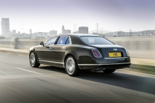 Bentley Mulsanne Speed 20…
