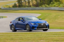 Lexus RC F 2015 - Photo 4…